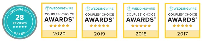 Wedding Wire Earned Accolades